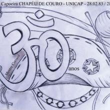30 anos Chapéu de Couro