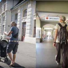 Paseiando em Basel e Bern, Mestre Corisco, Preto Velho e Conílho